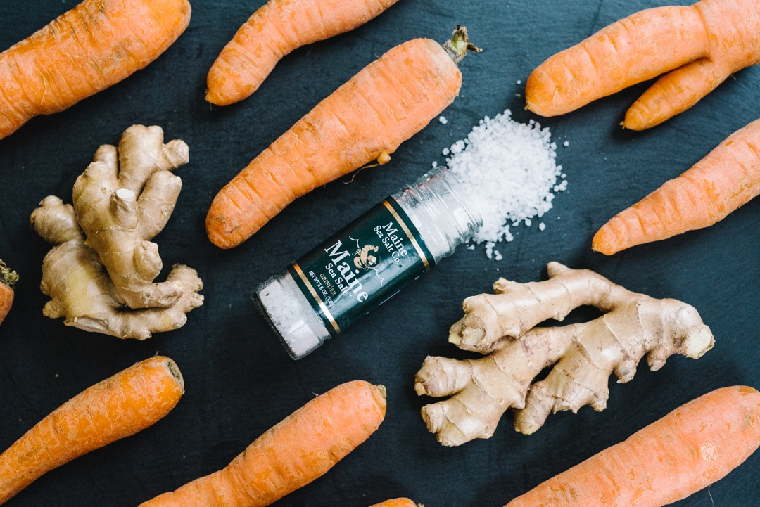 Boston Organics - Fermented Ginger Carrots