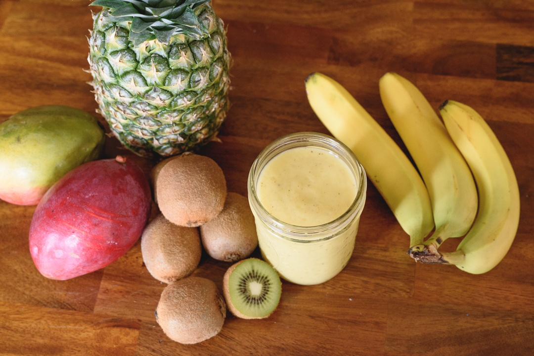 Boston Organics - Tropical Smoothie Kit