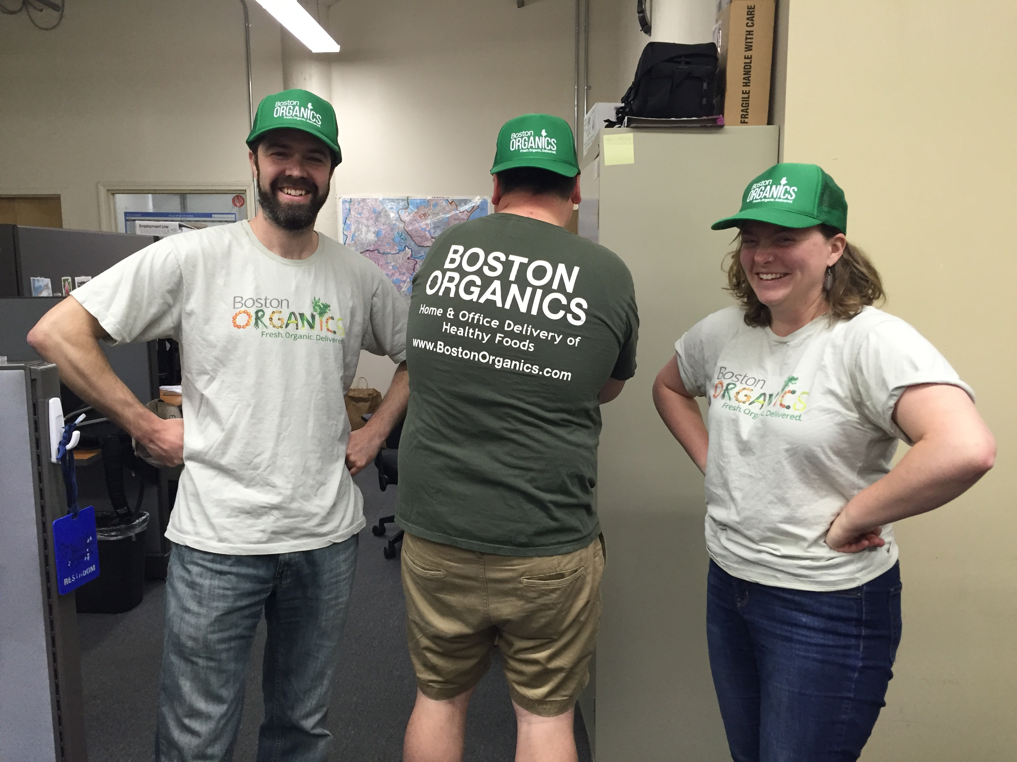 Team Boston Organics