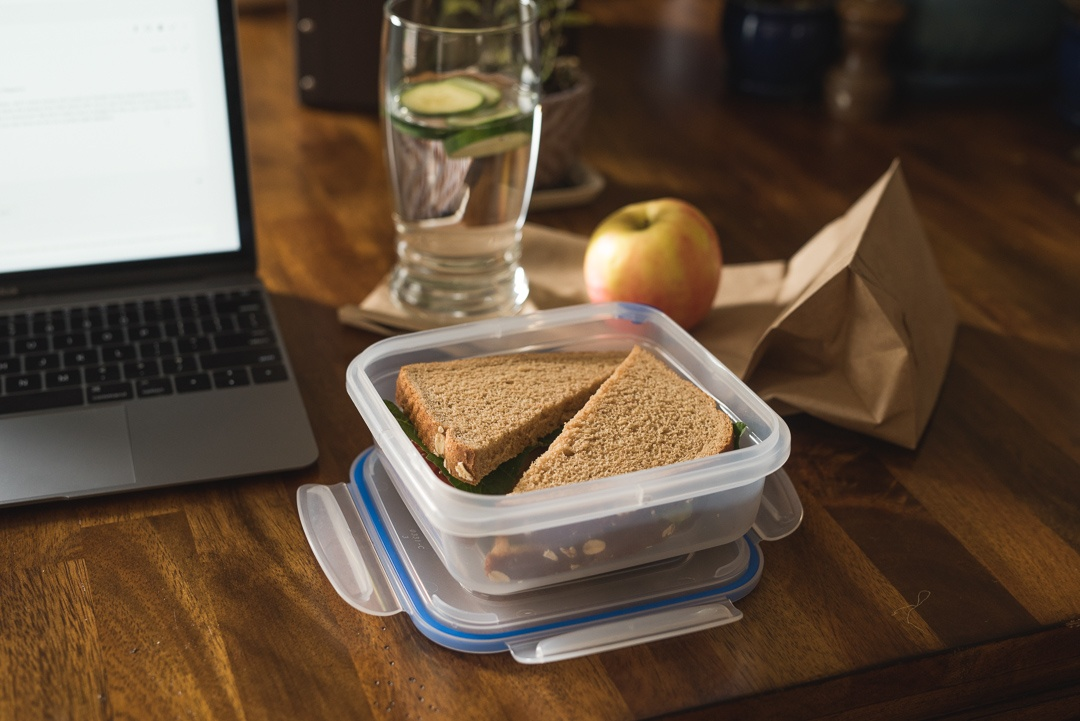 Pack a satisfying lunch.
