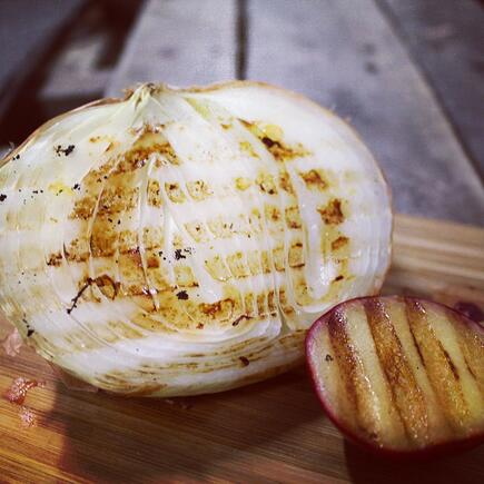 Vidalia Plum Grilled | Boston Organics