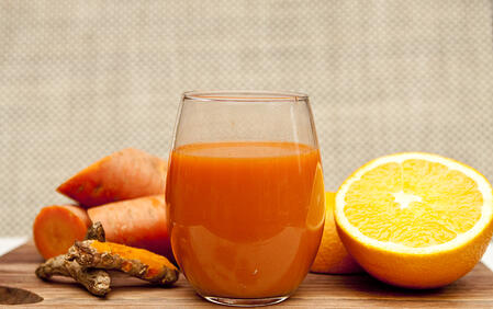 Life Force Juice Orange