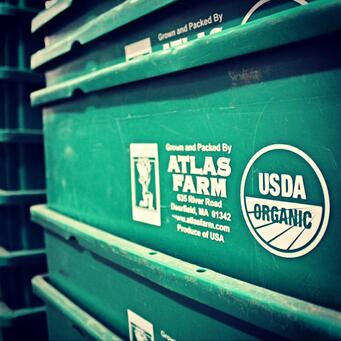 Atlas Farm Bins