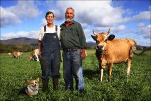 Butterworks Farm  Ann & Jack Lazor