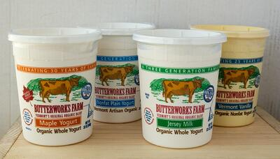 Butterworks Four Flavors