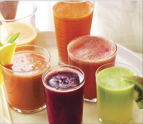 Homemade Juice | Boston Organics
