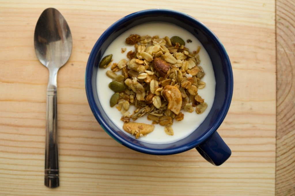 Yogurt Granola | Local Organic