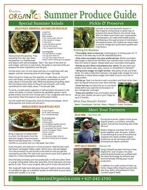 Summer Produce Guide 2014 - page2