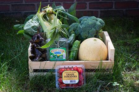 Dogma Box | Local Organic 35