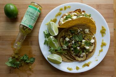 Tortilla Tacos|Boston Organics