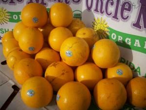 Hamlin Oranges