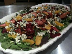 BCAE Cooking Class - Beet Salad