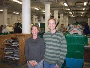 Boston Organics and Food For Free: Partnering to reduce waste and hunger in the Boston area