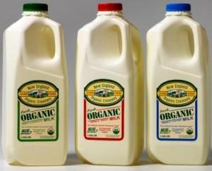 Shaw Farm Organic Milk