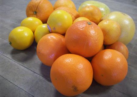 Organic Citrus | Boston Organics