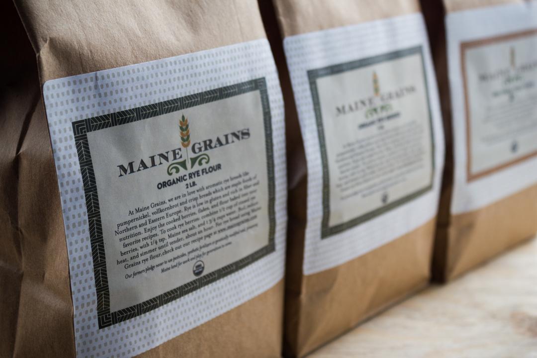 Maine Grains | Boston Organics