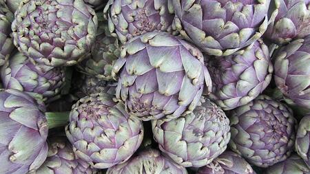 Artichoke pile | Pixabay