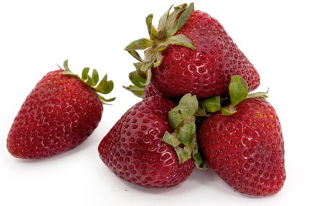 Organic Strawberries | Boston Organics