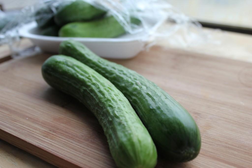 Lebanese Cucumbers   Boston Organics