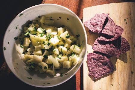 Heirloom Apple Salsa | Boston Organics