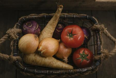 Local Organic Fruits & Veggies | Boston Organics