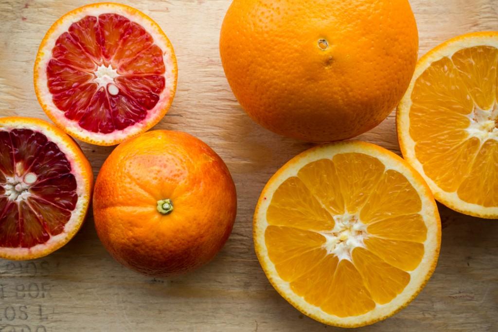 Blood and Navel oranges | Boston Organics