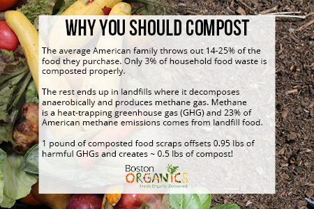 Why You Should Compost | Boston Organics