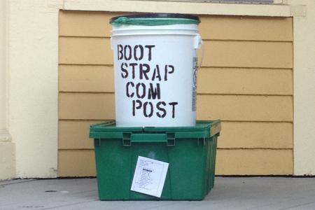Bootstrap Compost Bins | Boston Organics