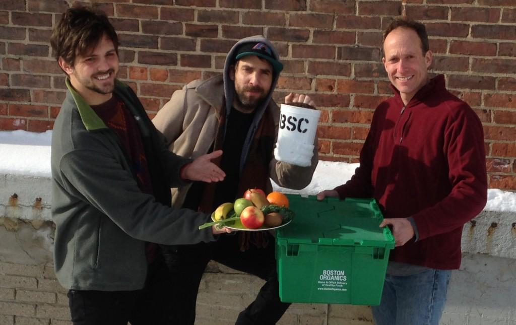 Green Plate Club | Boston Organics