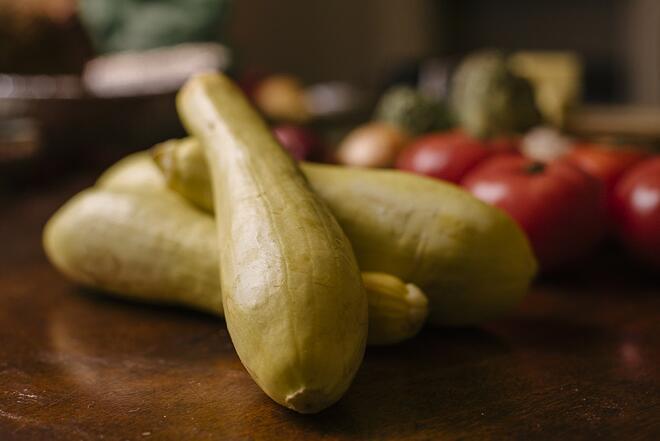 Baked Yellow Squash | Boston Organics