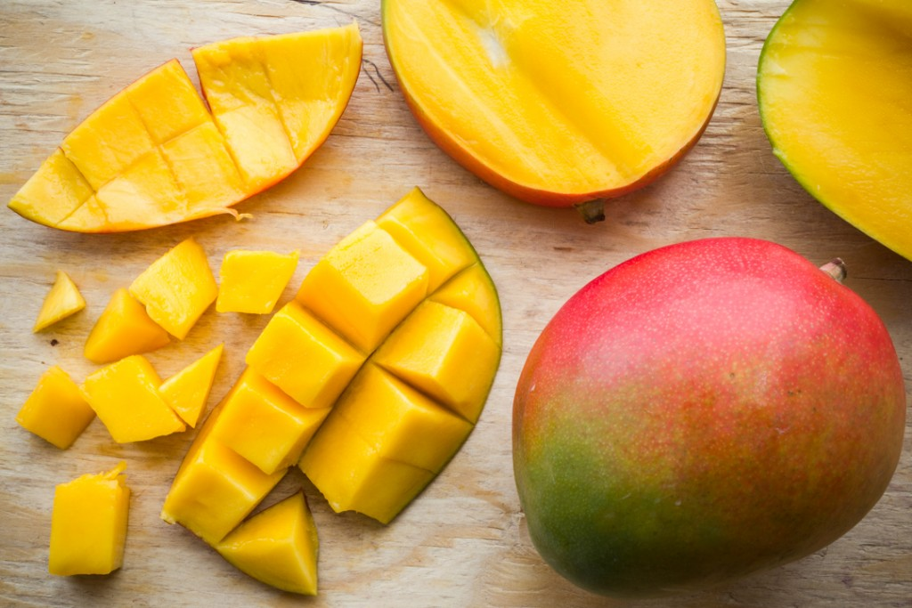 Sliced Mango   Boston Organics