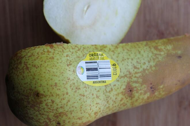 Abate Fetel Pear | Boston Organics
