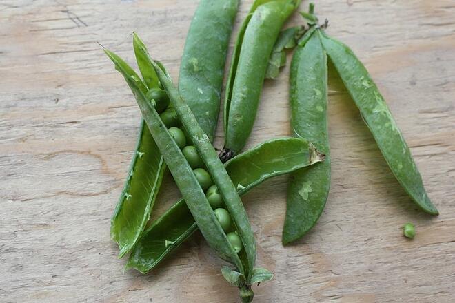 English Shelling Peas | Boston Organics