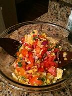 Corn Salad - Julia T