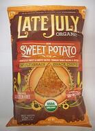 Late July Sweet Potato Chips
