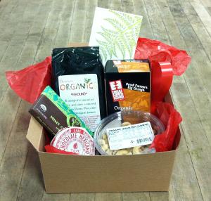 Boston Organics Gift Box