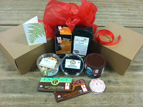 Large Organic Gift Box | Boston Organics