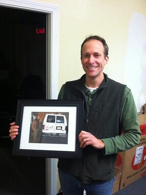Jeff BO First Van