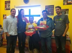 Boston Organics and Cacao Growers