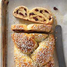 Cranberry Challah