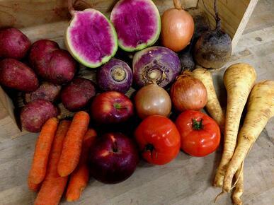 Dogma Box Week 3 | Local Produce