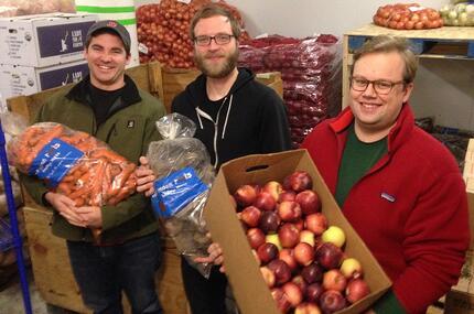 Purchasing Team | Boston Organics