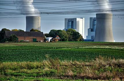 Power Plant Field | Boston Organics