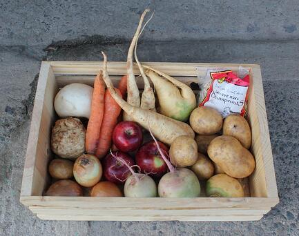 Dogma Box Local Produce