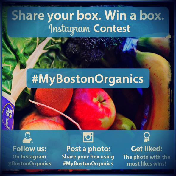 Instagram | Organic Produce Boston