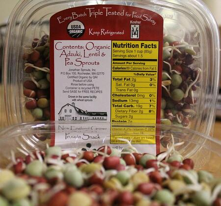 Sprouts - Munchin' Mix | Boston Organics