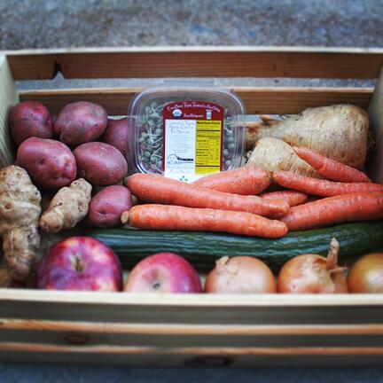 Dogma Box | Organic Local Produce