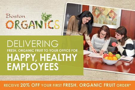 Organic Fruit Office