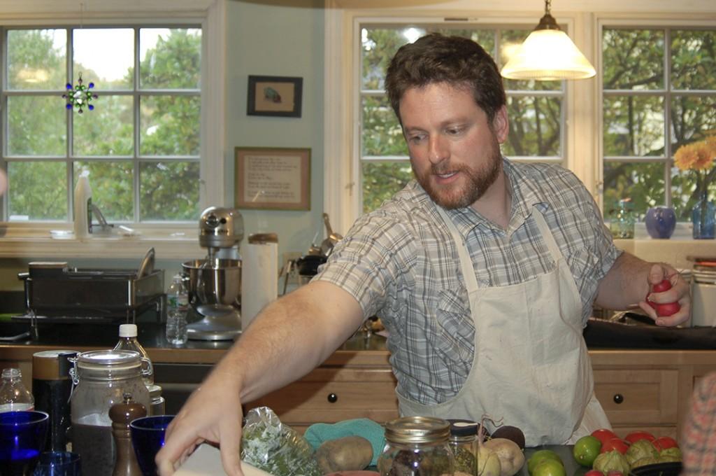 Chef Ryan Redmond