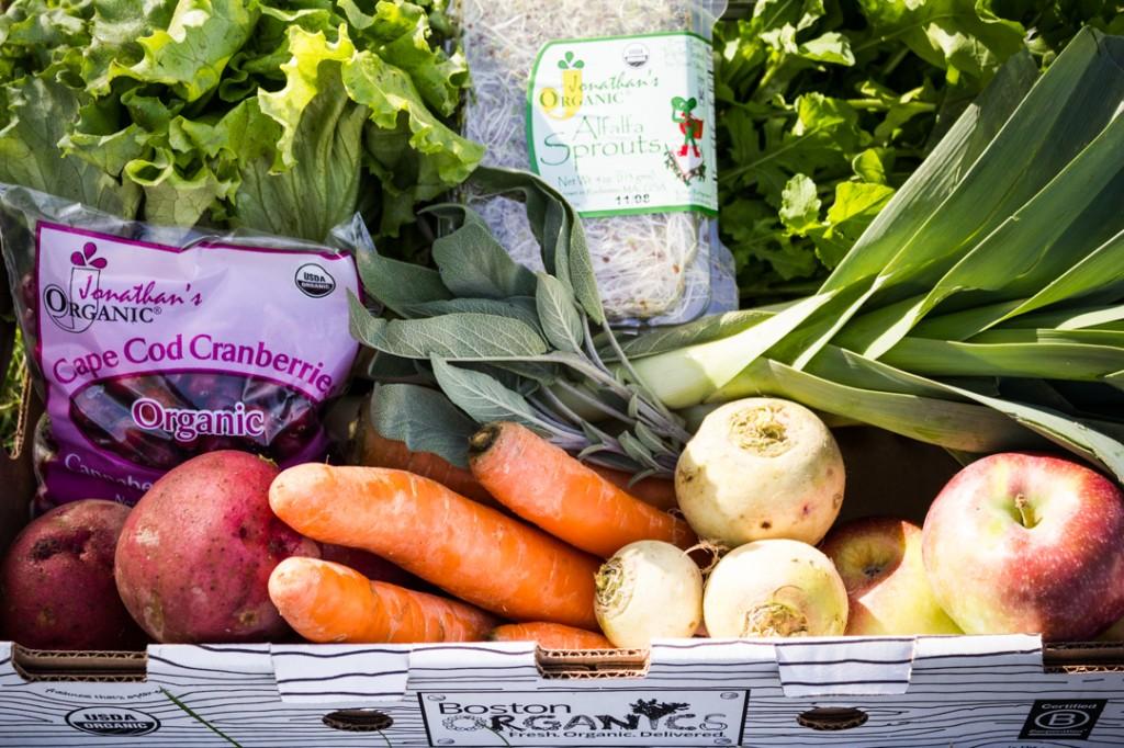 Dogma Box Week 44 |Boston Organics